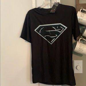 Cody Lundin Superman shirt Medium NWT